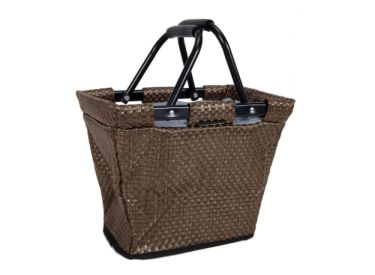 Huffy Bike Basket, Brown