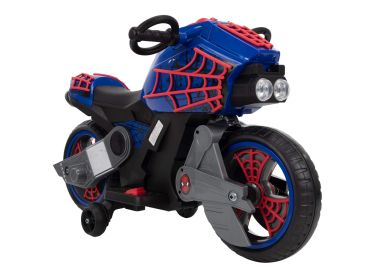 Marvel® Spider-Man® Motorcycle Electric Ride-On Toy, 6V