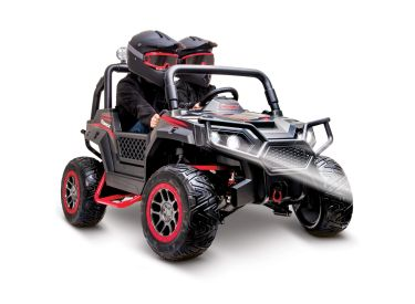 Torex™ UTV Kids' Electric Battery-Powered 2-Seat Four Wheeler, 24V