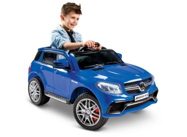 Mercedes-Benz GLE63 Battery Ride-On Car
