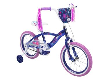 N'Style™ Girls' Bike, Purple, 16-inch