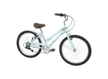 Sienna™ Women's Comfort Bike, Blue, 24-inch