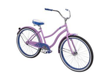 Good Vibrations™ Women's Cruiser Bike, Lavender, 26-inch