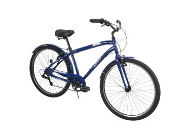 Casoria™ Men's Comfort Bike, Blue, 27.5-inch