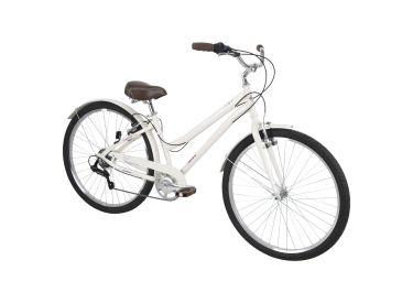 Sienna™ Women's Comfort Bike, White, 27.5-inch