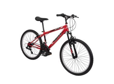Highland™ Men's Mountain Bike, Red, 24-inch