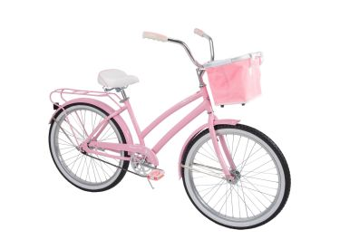 Nassau™ Women's Cruiser Bike, Pink, 24-inch