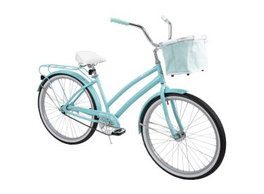 Nassau™ Women's Cruiser Bike, Blue, 26-inch