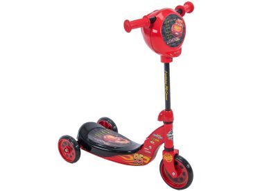 Disney·Pixar Cars Boys' Preschool Toddler Scooter, Red