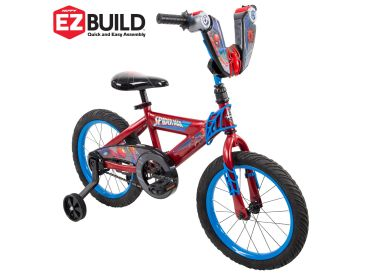 Marvel® Spider-Man® Boys' Bike, EZ Build™, Red, 16-inch