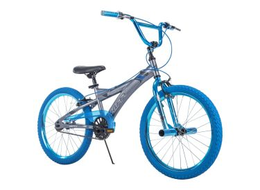 Radium™ BMX Metaloid™ Boys' Bike, Blue, 20-inch