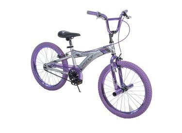 Radium™ BMX Metaloid™ Girls' Bike, Purple, 20-inch