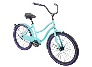 Cranbrook™ Women's Cruiser Bike, Teal, 24-inch