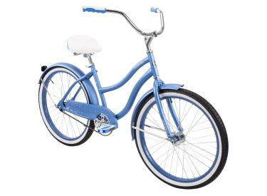 Cranbrook™ Women's Cruiser Bike, Blue, 24-inch