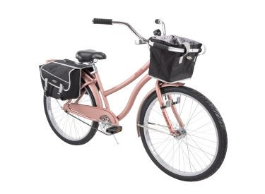 Marietta™ Women's Cruiser Bike, Rose Gold, 26-inch