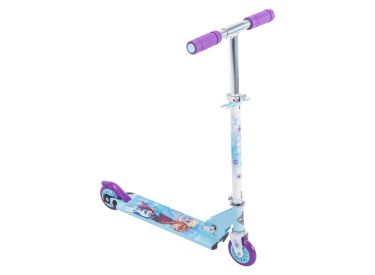 Disney Frozen Kids' Folding Inline Scooter