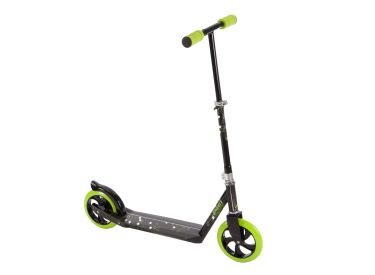 Green Machine™ Kids' Folding Inline Scooter, 200mm