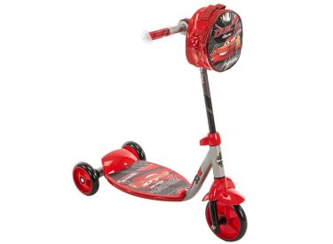 Disney·Pixar Cars 3 Boys' Preschool Toddler Scooter, Red