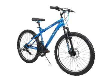 Extent™ Men's Mountain Bike, Blue, 24-inch