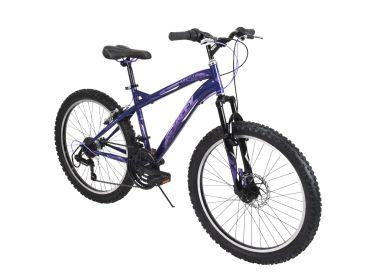 Extent™ Women's Mountain Bike, Purple, 24-inch