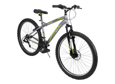 Extent™ Men's Mountain Bike, Gray, 26-inch