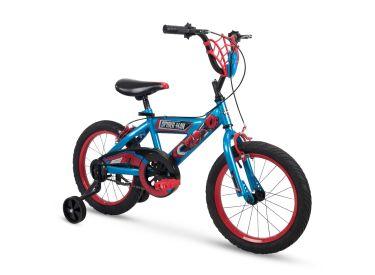 Marvel® Spider-Man® Boys' Bike, Blue, 16-inch
