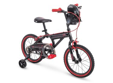 Star Wars™ Darth Vader™ Boys' Bike, Black, 16-inch