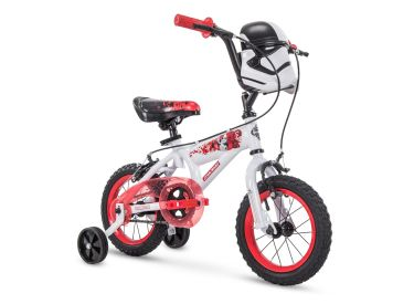 Star Wars™ Stormtrooper Boys' Bike, White, 12-inch