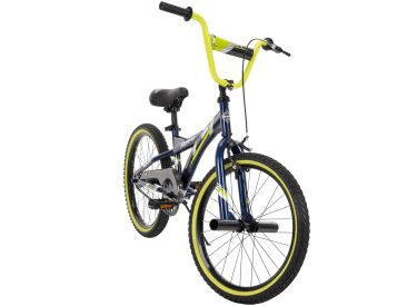 Ignyte Kid Bike Quick Assembly 20 inch Blue