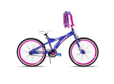 Go Girl™ Girls' Bike, Purple, 20-inch