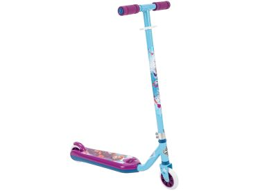 Disney Frozen 2 Kid Scooter, Flip Deck, Anna, Elsa & Olaf Graphics