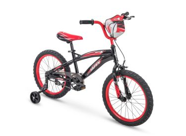 Moto X Kid Bike Quick Connect 18 inch Black