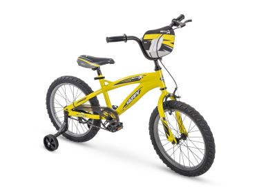Moto X™ Boys' Bike, Yellow, 18-inch