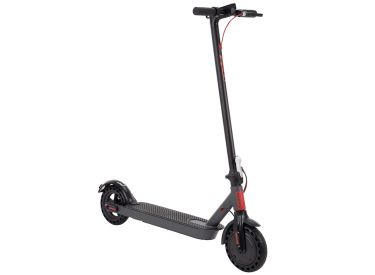 Huffy 36V Electric Folding Kick Scooter for Adults, Red