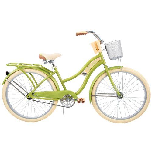 Nel Lusso green bike