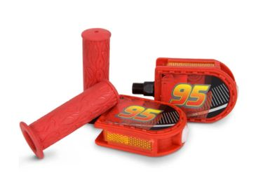 Disney·Pixar Cars Grips and Pedals Set