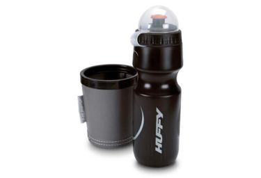 Huffy Beverage Holder with Water Bottle