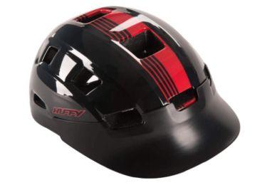 Huffy Parkside™Cruiser Bicycle Helmet, Black