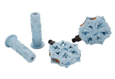 Disney Frozen Grips and Pedals Set, Blue