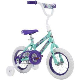 Sea Star™ Girls' EZ Build Bike, 12-inch