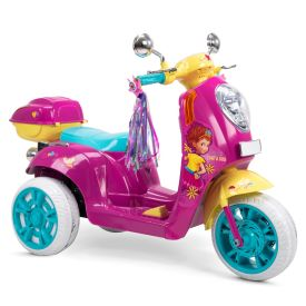 Disney Fancy Nancy Vespa Scooter Vespa Kid Electric Ride-On Scooter