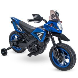R1 Motorcycle Battery Ride-On, Blue