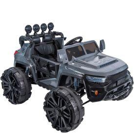 Special Ops™ Kids' Monster Ride-On Truck, 12V