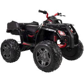 Torex™ ATV Kids' Electric Battery-Powered Four Wheeler, 24V
