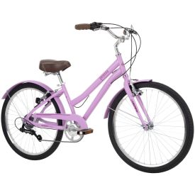 24-inch girls bike in lavender purple
