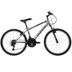 Boys' mountain bike with 18 speeds