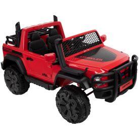 Crawler Truck Ride-On Toy, 24V