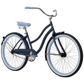 Cranbrook™ Women's Cruiser Bike, Dark Blue, 26-inch