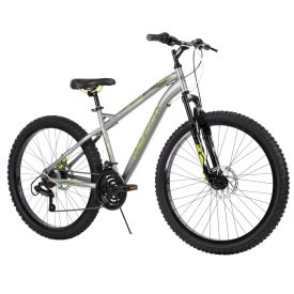 Extent™ Men's Mountain Bike, Gray, 26-inch