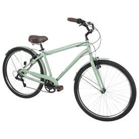 Sienna™ Men's Comfort Bike, Green, 27.5-inch